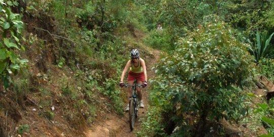 Sayulita MTB trails