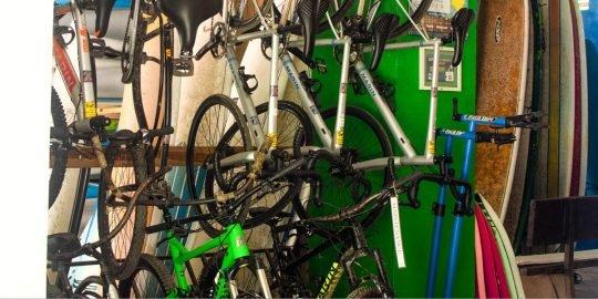 Sayulita mountain bike rental