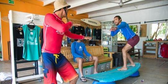 Wildmex Surf Lessons