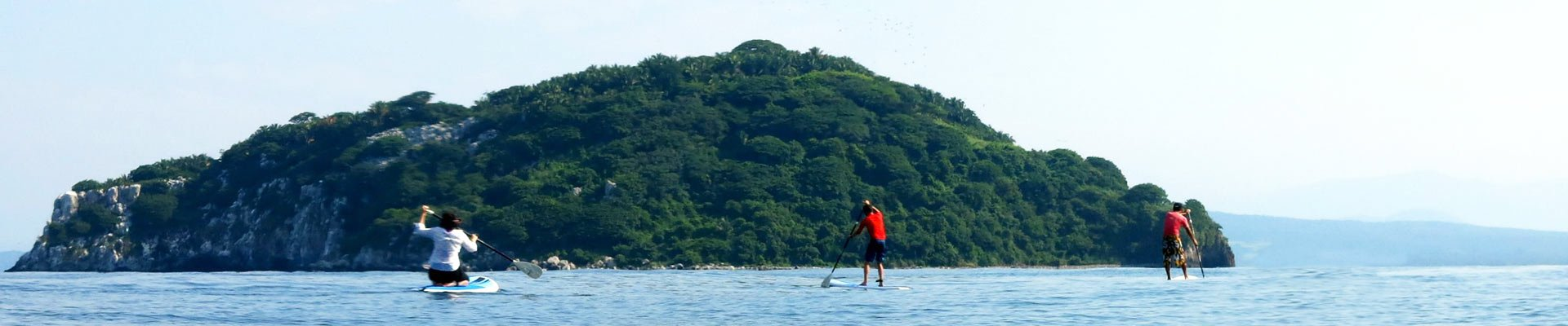 Coral Island SUP and Snorkel Safari