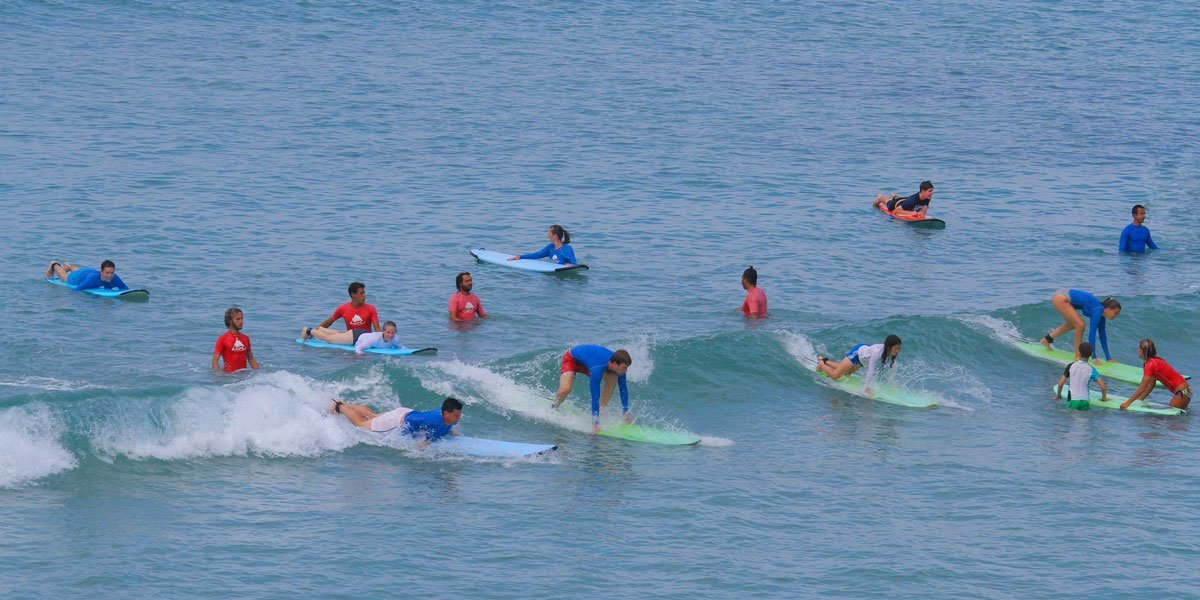 Punta Mita Surf Lessons Group