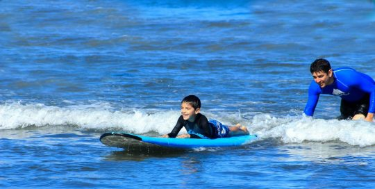 Surf Lessons For Kids Punta Mita