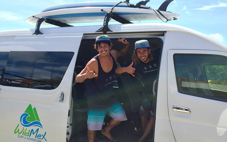 Sayulita and San Pancho to La Lancha, Punta Mita Surf Shuttle