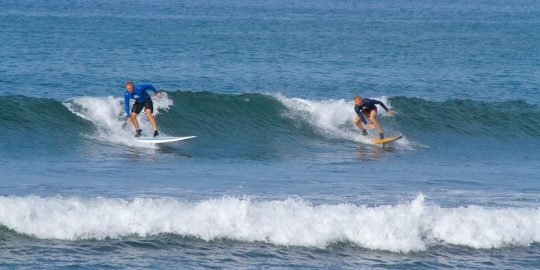 Coached Surf Lessons Punta Mita