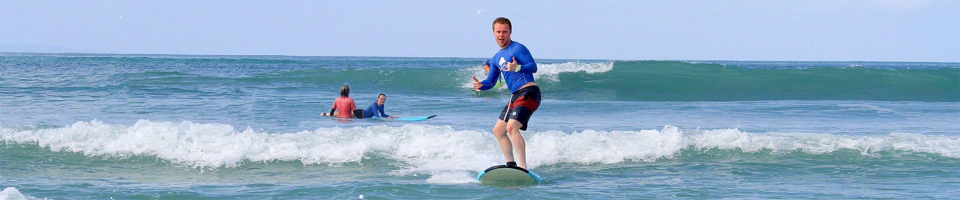 Surf Lessons Punta Mita
