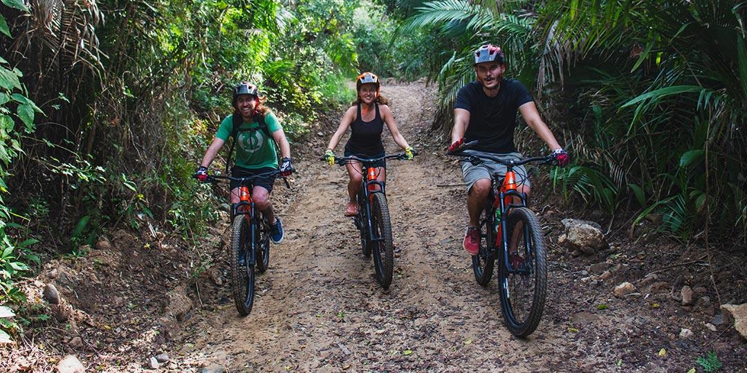 Punta Sayulita Mountain Bike Trail Tour
