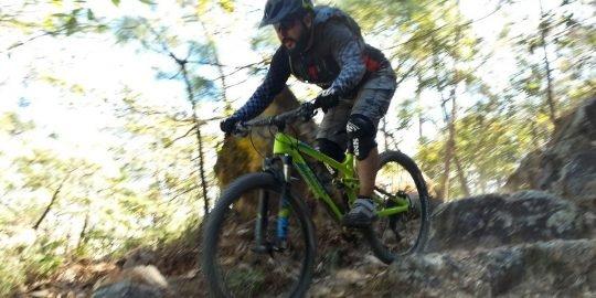 San Pancho Mountain Bike Trails