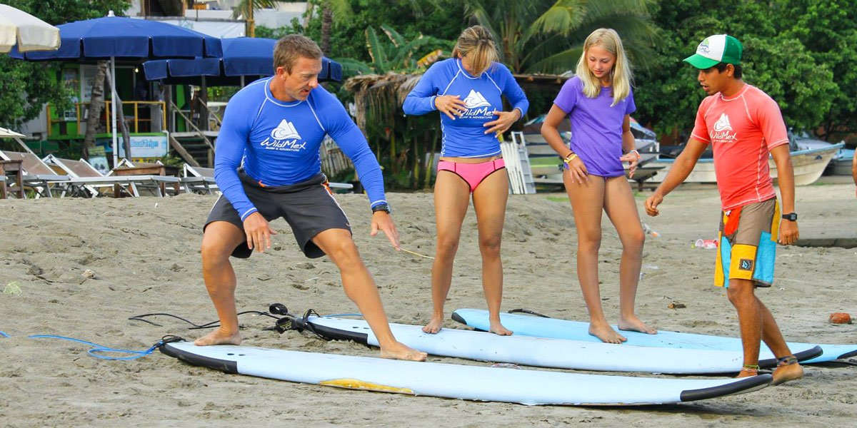 sayulita surf lesson wildmex