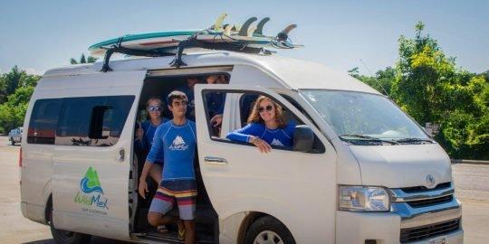 Sayulita Shuttle Surf