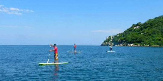 Stand Up Paddle Lessons Sayulita