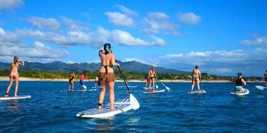 Paddle Board Lessons Sayulita Punta Mita