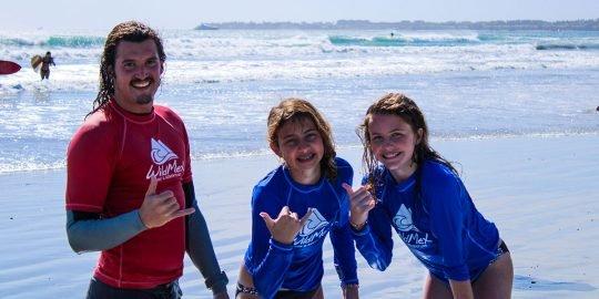 Surf Camp in Punta Mita
