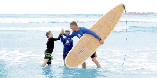 Kids Surf Camp Mexico