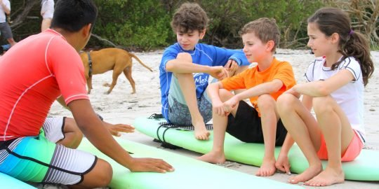 Kids Surf Camp Sayulita Punta Mita