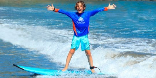 Kids Surf Lessons Sayulita