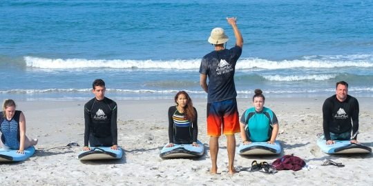 Surf School Punta Mita