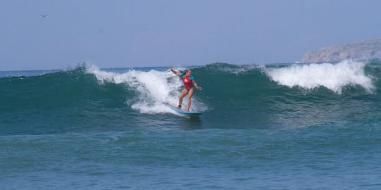 Surf Lessons Punta Mita Breaks