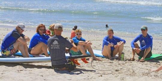 Punta Mita Surf School