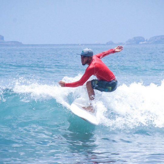 Advanced Surf Coach Punta Mita