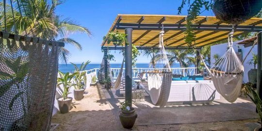 Surf camp and accommodation Sayulita