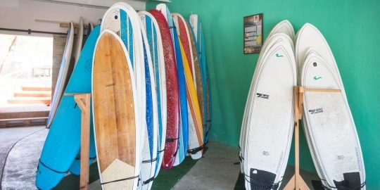 Surfboard Rental Surf Shop