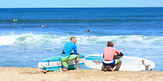 Expert Surf Instructor