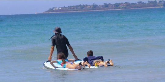 Surf Lessons For Kids Sayulita