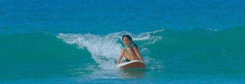 Kids Surf Lessons in Punta Mita