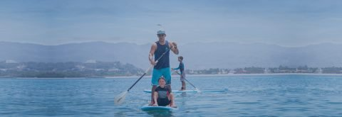 Snorkel Safari y Stand Up Paddle en Isla Coral