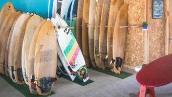 Renta de Equipo - Tablas de Surf, SUP, Bicis MTB