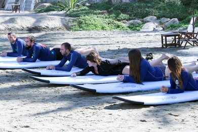 Surf Lessons in Sayulita