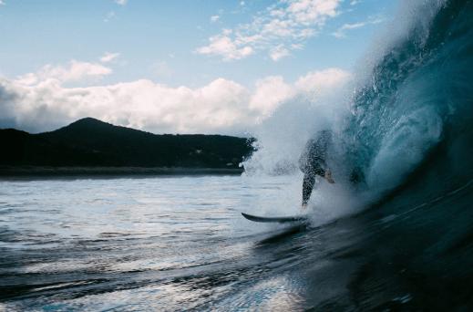 Surfing During Rain Or Storm Wildmex Surf School In