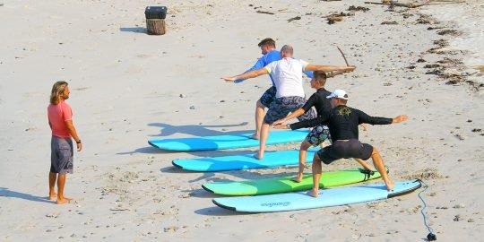 Puerto Vallarta Surf Lessons