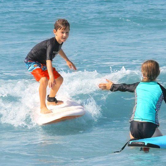 Surf Lessons Puerto Vallarta