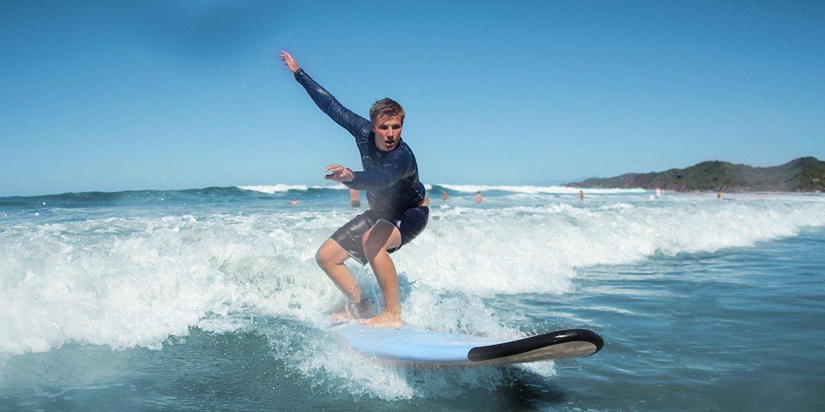 Sayulita Surf Break