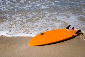 Firewire SeaSide orange color