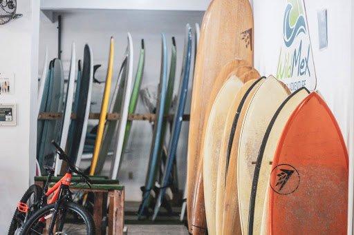 Surf Board Rental Sayulita
