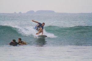 Surf Lessons In Punta Mita