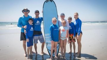 5 good reasons to go on a family surf trip this summer