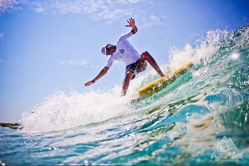 Learn to surf in our Sayulita Surf Camp with Wildmex