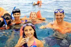 Marietas Island tours for families in Sayulita