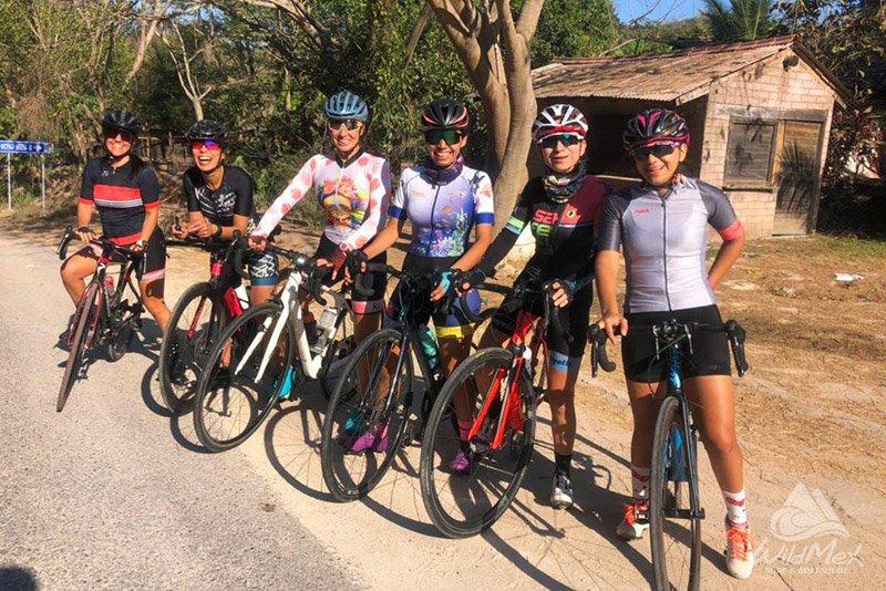 Road Biking In Punta Mita on The Old La Cruz Highway