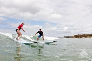 Surfing For Beginners In Punta Mita