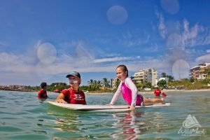 Surfing For Beginners Punta Mita
