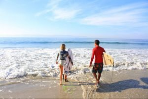 Surf Lessons in Punta Mita with Wildmex