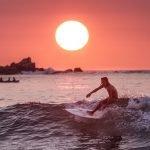 Sunset La Lancha